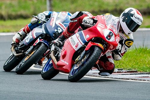 National motorcycle: Sethu scores back-to-back wins