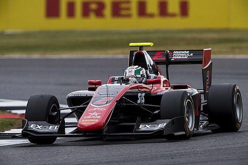 【GP3】イギリス予選:福住仁嶺は3番手。ポールは同僚ラッセル