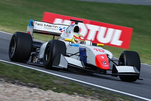 Формула V8 3.5 Репортаж з гонки Формула V8 3,5 у Німеччині: Палоу виграв другу гонку