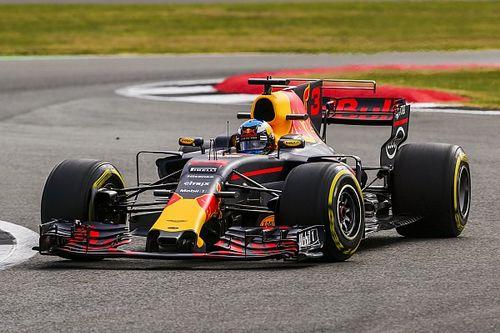 "Formel 1 2017: Daniel Ricciardo ""Fahrer des Tages"" in Großbritannien"
