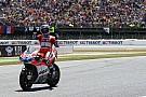 """Dovizioso: """"Stoner no es el único que puede ir rápido con la Ducati"""""""