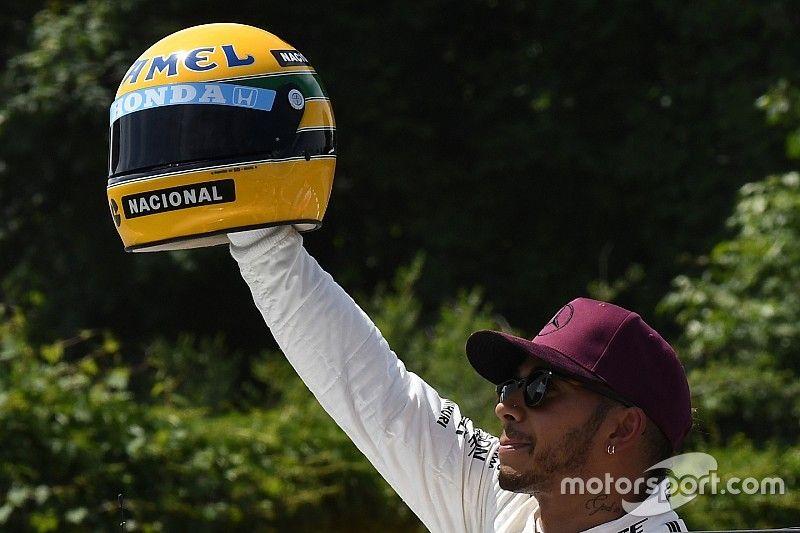 Stats - Hamilton dans les roues de Senna et Schumacher