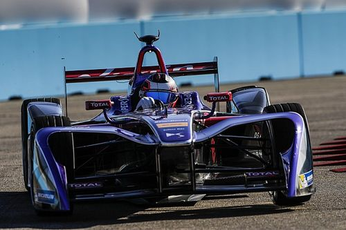 Berlin ePrix: Lopez leads Rosenqvist in Sunday practice