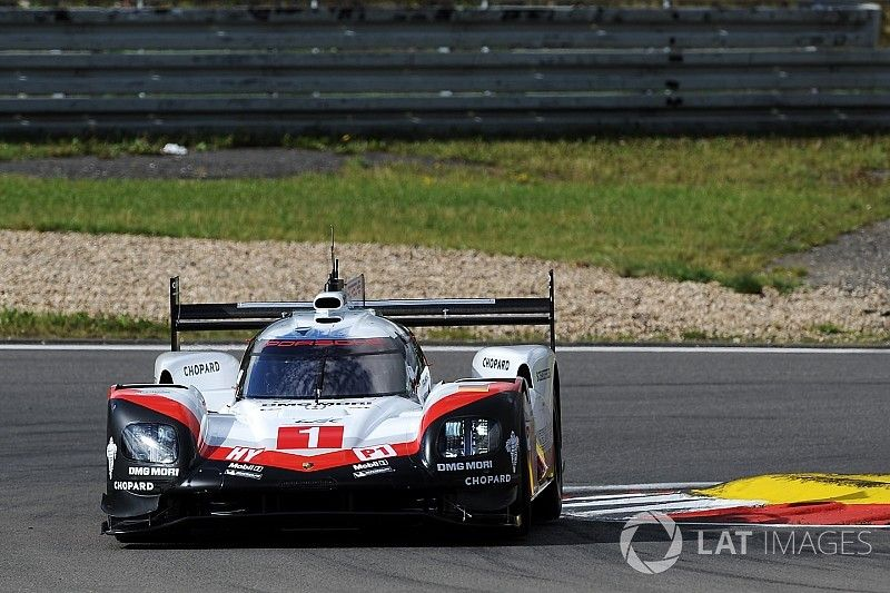 Toyota says Porsche the favourite to win at Nurburgring