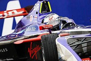 Formule E New York: Bird snelste in derde training, Frijns crasht