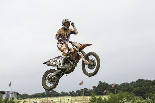 Herlings voor eerste maal MX1-kampioen Dutch Masters of Motocross