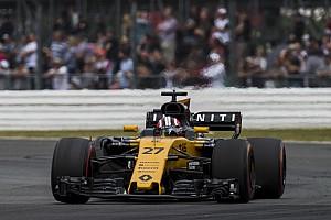Формула 1 Новость Renault пришлось прерывать развитие машины ради нового днища