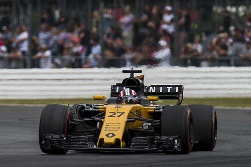 """""""Silverstone onze beste race van het seizoen"""", aldus Hülkenberg"""