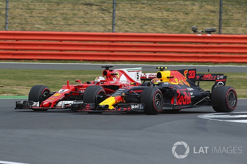"Verstappen doesn't take Vettel complaints ""seriously"" anymore"