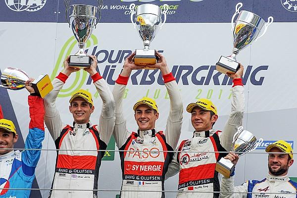 Tung wint opnieuw op Nürburgring: