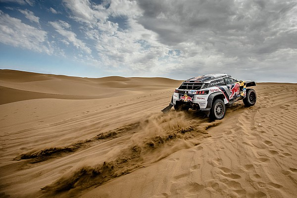 Bildergalerie: Die schönsten Bilder der Silk-Way-Rallye 2017
