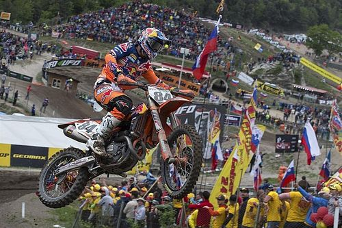 MXGP Pietramurata: Herlings verslaat Cairoli in kwalificatierace
