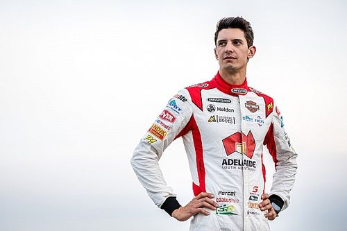 Percat admits to 'fist pump' after topping practice