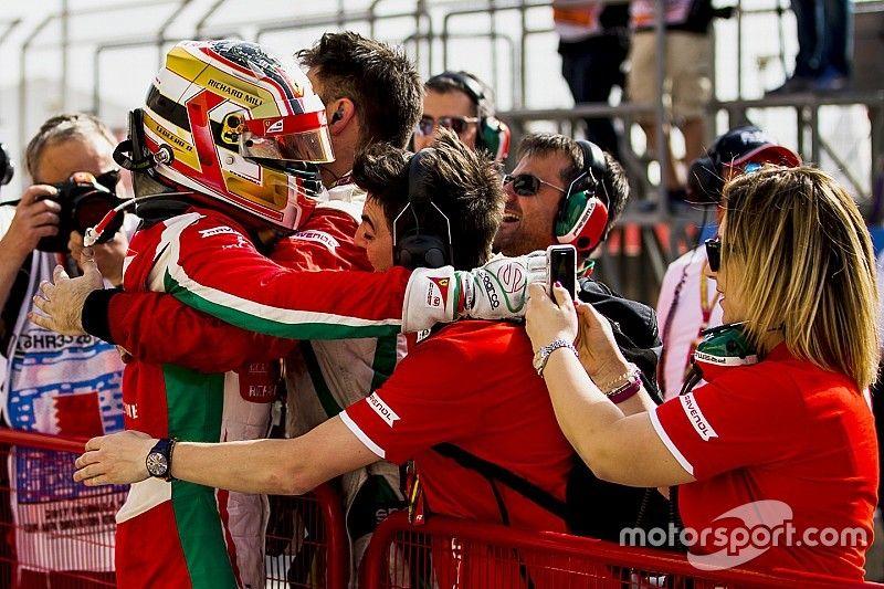 "Leclerc senang ""rencana B"" yang ia terapkan berhasil"