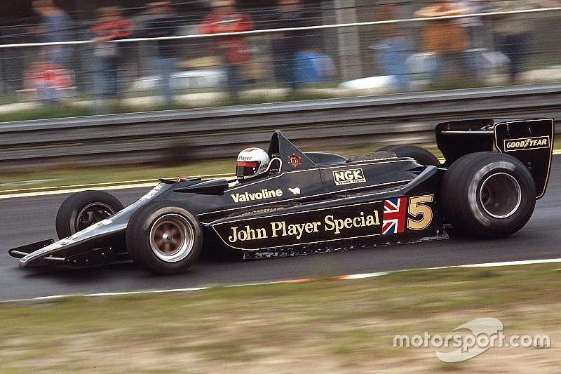 Rétro 1978 - Première victoire d'une Formule 1 à effet de sol