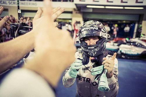 Ma 3 éve, hogy Rosberg világbajnok lett Hamilton csapattársaként