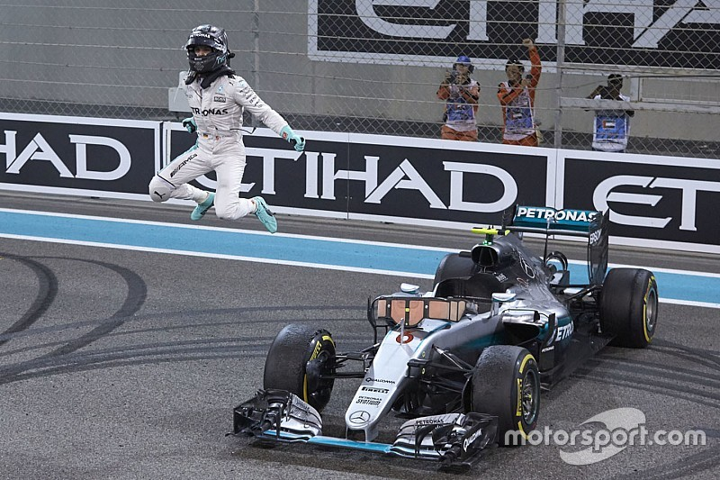 """Rosberg drive worthy of a """"great champion"""" - Mercedes"""