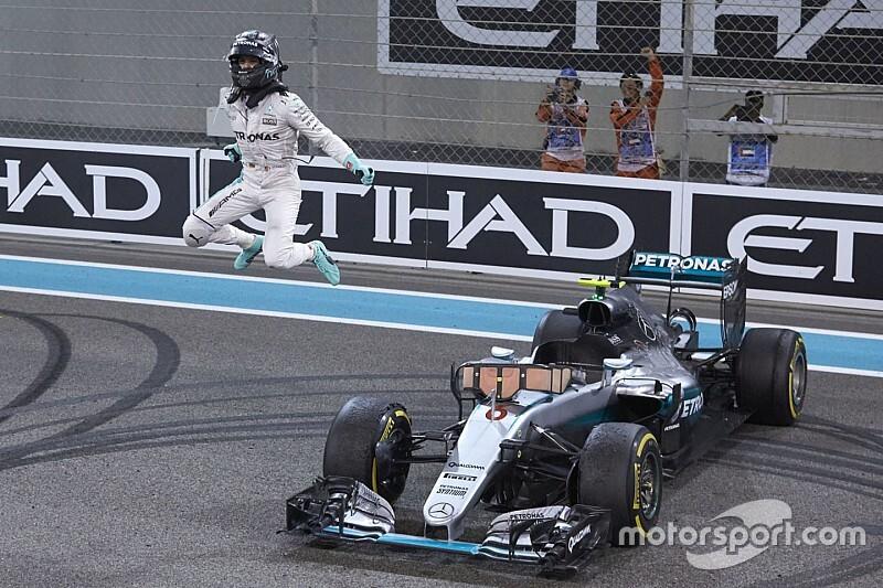 C'était un 27 novembre : Nico Rosberg Champion du monde