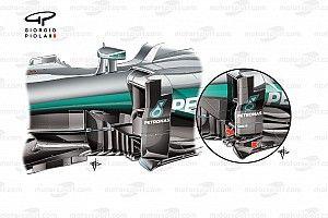 Formel-1-Technik: Die Mercedes-Dominanz von 2014 bis 2016