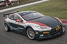 Video: New electric championship car tested