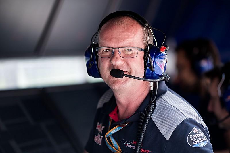 Il mio lavoro in F1... Team manager per la Scuderia Toro Rosso