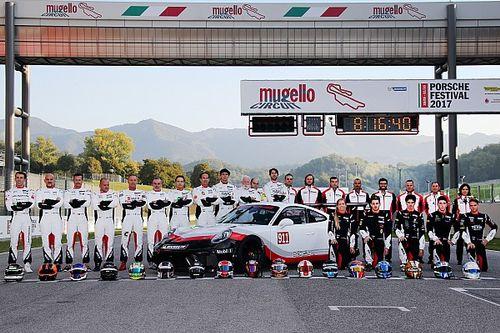 Al Mugello spicca la nuova 911 GT3 Cup per la Carrera Cup Italia 2018