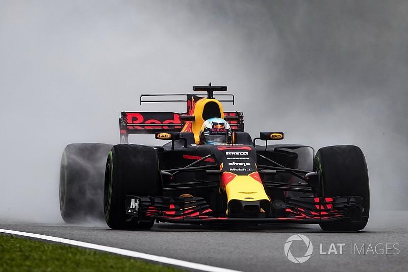 """Ricciardo: """"Se piove posso vincere. Altrimenti solo lottare per il podio"""""""