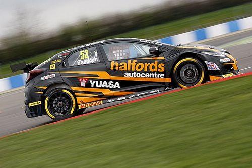 Brands Hatch BTCC: Shedden wins red-flagged second race