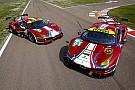 Ferrari beri sentuhan warna 1947 pada mobil 488 GTE 2017
