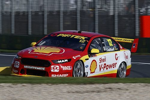 Albert Park Supercars: Coulthard romps to Penske's second win
