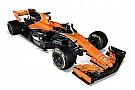 McLaren-Honda toont auto met oranje en zwarte kleurstelling voor 2017