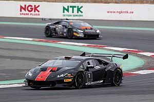 سلسلة لامبورغيني جديدة تنضم إلى السباقات الوطنية التي تستضيفها حلبة دبي أوتودروم