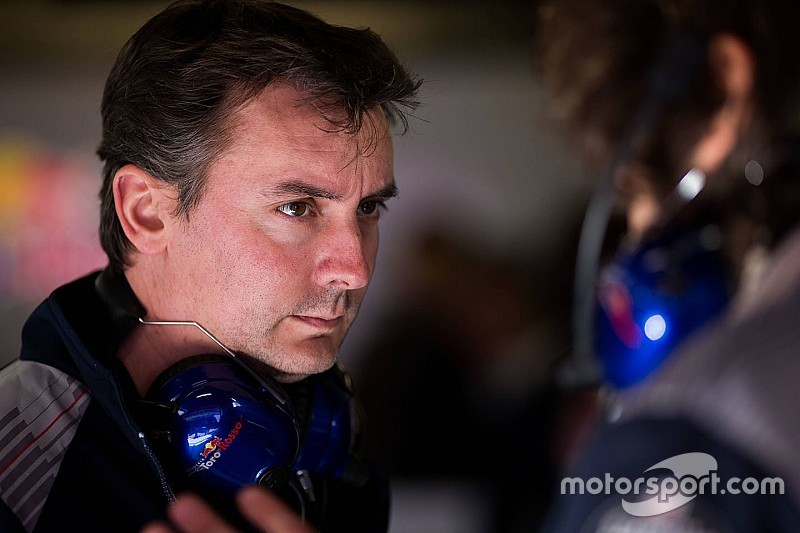 Enfin un accord entre McLaren et Toro Rosso pour James Key