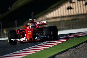 Hamilton: Ferrari, not Mercedes, is current F1 2017 favourite
