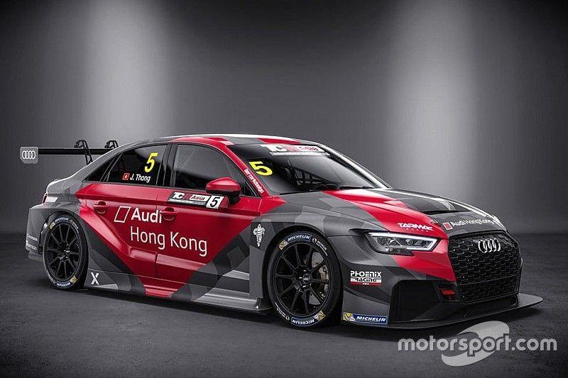 Asia: Thong pronto al debutto con l'Audi della Phoenix Racing Asia