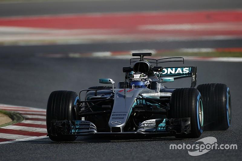【F1】フェルスタッペン「現段階で、メルセデスが優位なのは確か」