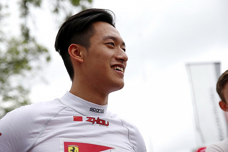 Zhou sticks with Prema for third F3 season