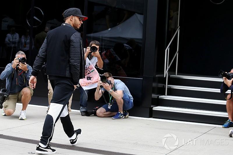 Hamilton: Mercedes'ten ayrılırsam benim için en ilginç takım Ferrari
