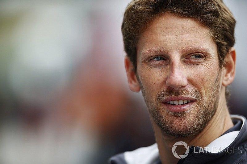 Grosjean, Britanya'daki sözlerinin ardından Wolff'u aramış