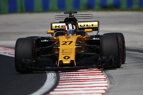 Formel 1 in Budapest: Strafe gegen Nico Hülkenberg wegen Getriebewechsel