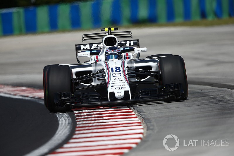 Stroll to replace Massa at Hungary F1 test
