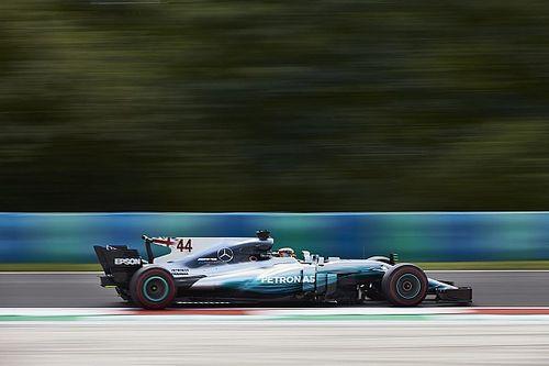 "Hamilton ve ""difícil"" igualar el récord de Schumacher en Budapest"