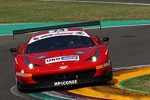 GT Italiano Ultime notizie Stefano Colombo sale sulla Ferrari 458 Italia della MP1 Corse