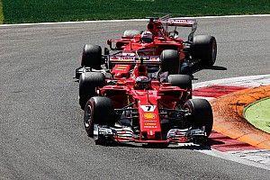 """ماركيوني: فيراري """"أخفقت"""" خلال جائزة إيطاليا الكبرى"""