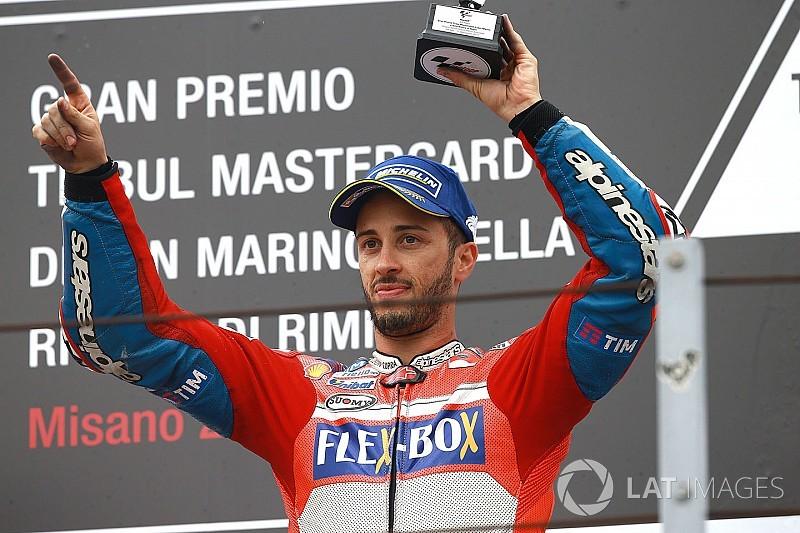 """Dovizioso: """"Siamo competitivi ovunque ora. Ad Aragon punto al podio"""""""