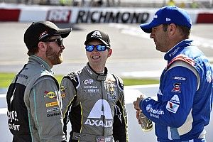 """Dale Jr. says Xfinity champ William Byron """"is the total package"""""""