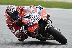 """Dovizioso: """"Me ha sorprendido Honda, Márquez va muy rápido"""""""
