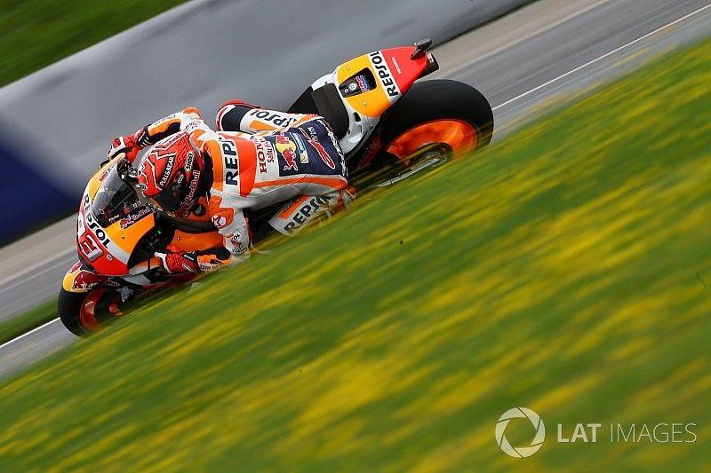 """Marquez tevreden: """"Test in Brno en bandenkeuze cruciaal"""""""
