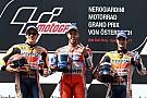 Турнірна таблиця MotoGP після Гран Прі Австрії
