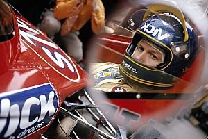 Ronnie Peterson'un mezarı saldırganların hedefi oldu